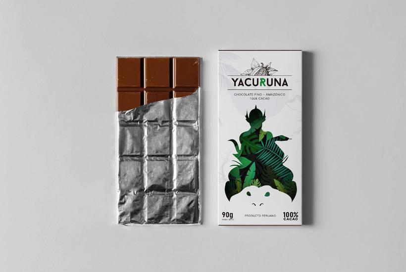 YACURUNA · Chocolate Bar 3