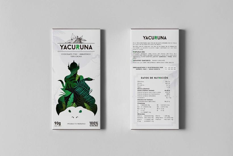 YACURUNA · Chocolate Bar 4