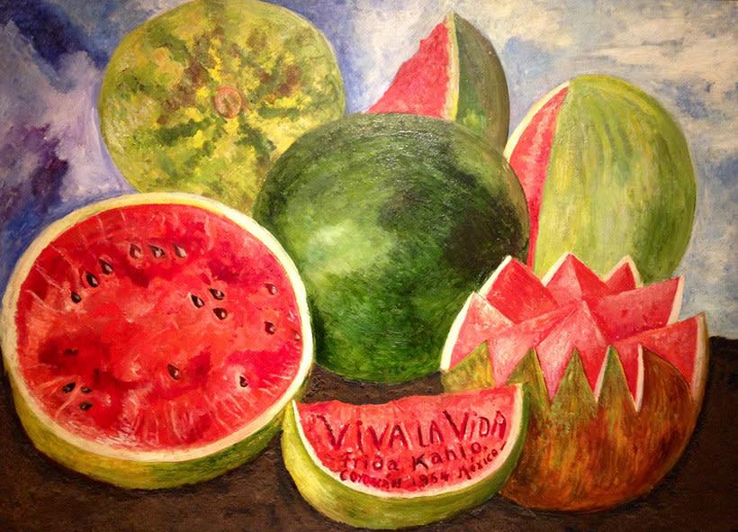 La mayor exposición sobre Frida Kahlo es de acceso libre 13