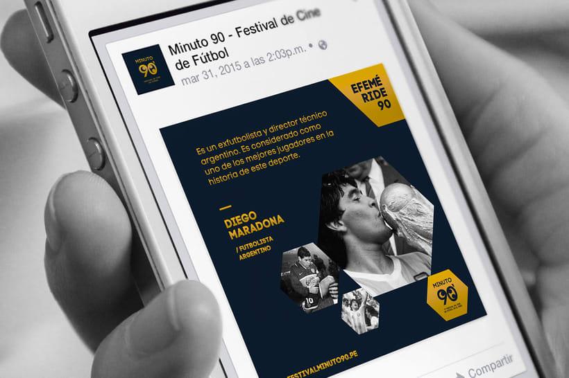 MINUTO 90 - FESTIVAL INTERNACIONAL DE CINE DE FUTBOL 4