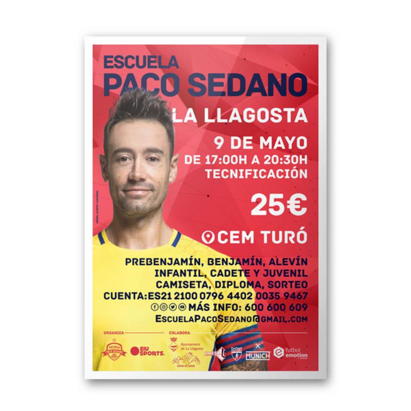Carteles Escuela Paco Sedano 4