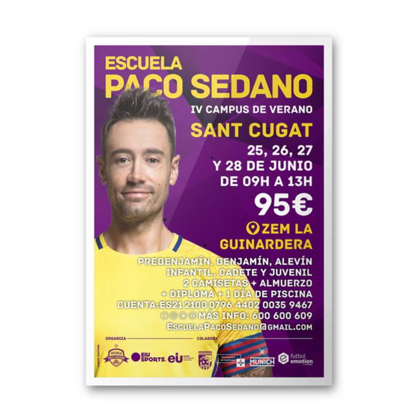 Carteles Escuela Paco Sedano 6