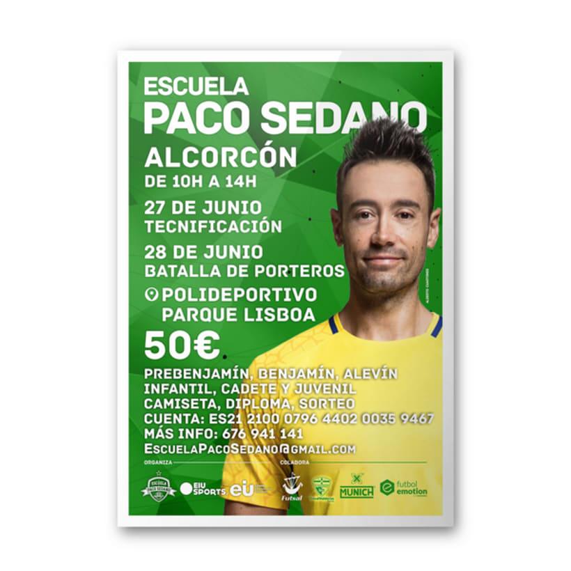 Carteles Escuela Paco Sedano 5