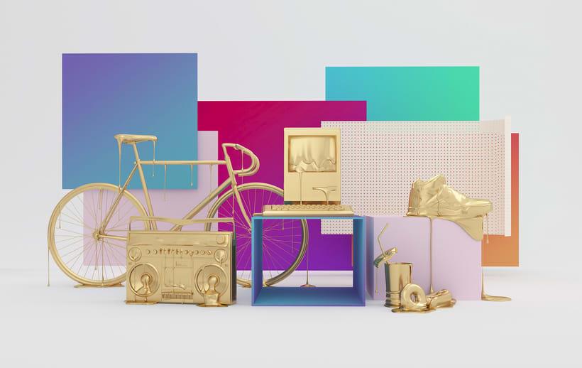 Tavo: diseño 3D a todo color y textura 8