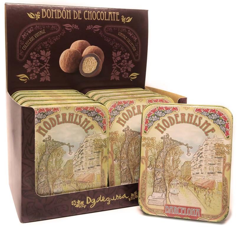Colección de petacas metálicas vintage. Dgdegsuta (Balcam Diagonal)  6