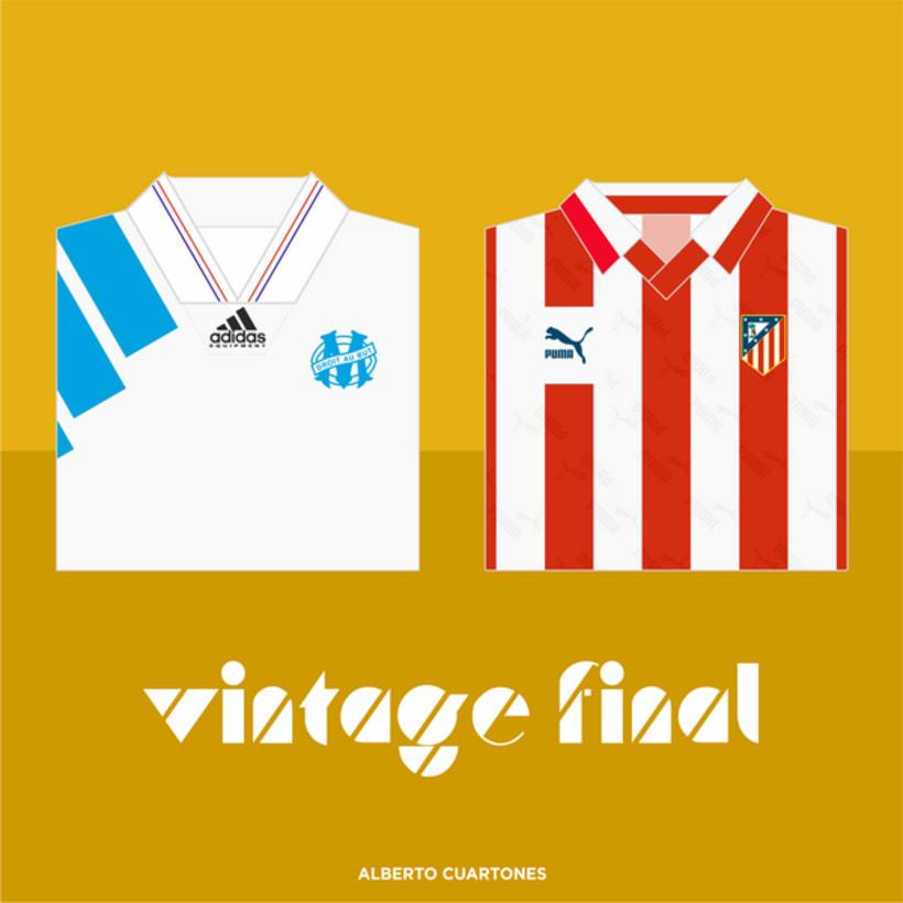 Vintage Matchdays 9