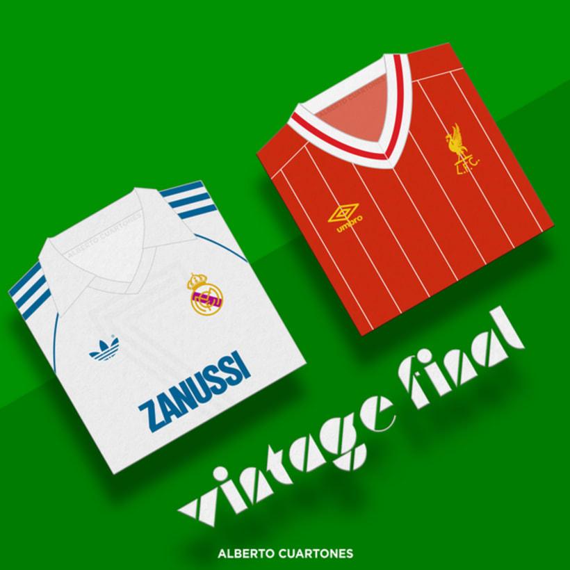 Vintage Matchdays 10
