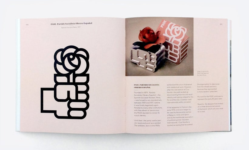 Cruz Novillo: 60 años de logotipos 7