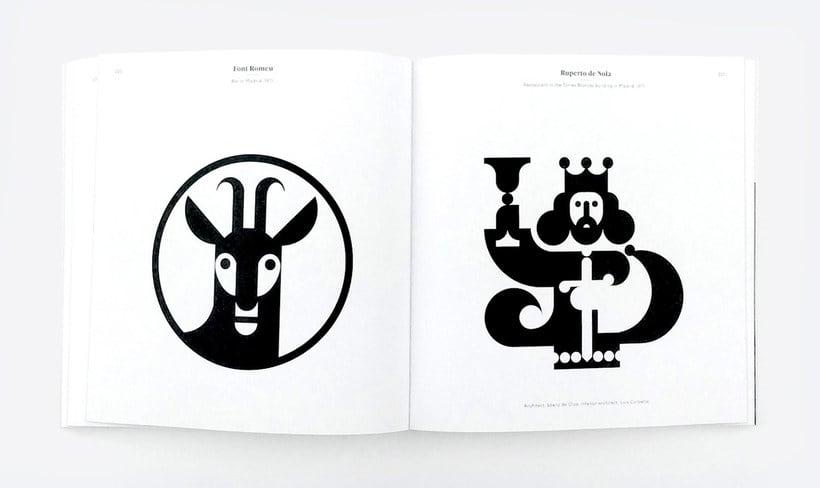 Cruz Novillo: 60 años de logotipos 9