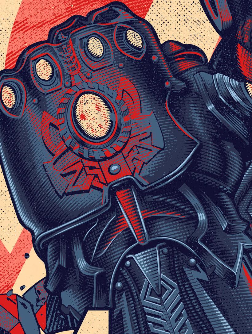 Thanos print. 1
