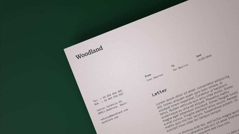 Woodland branding 4