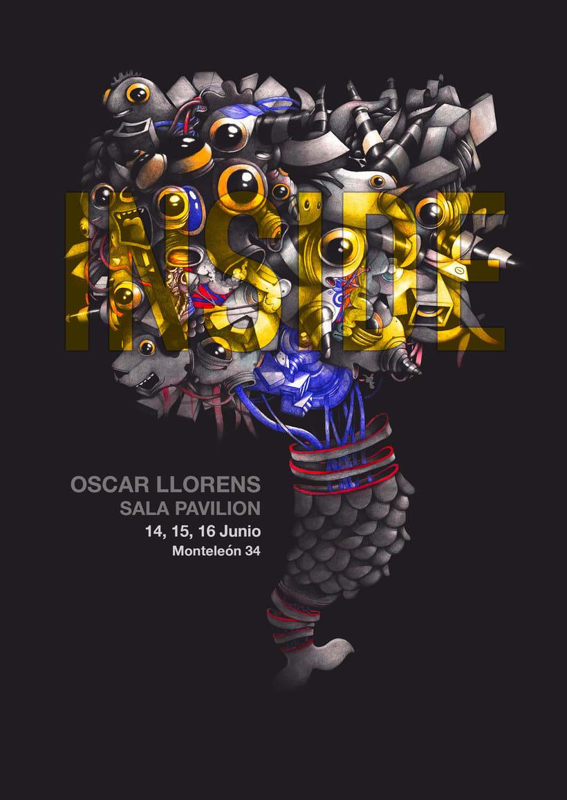 'Inside', la exposición más transgresora de Óscar Lloréns 1