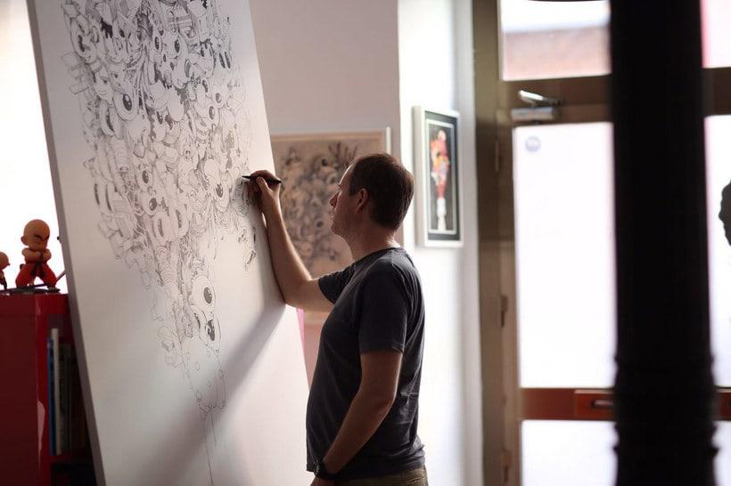 'Inside', la exposición más transgresora de Óscar Lloréns 3