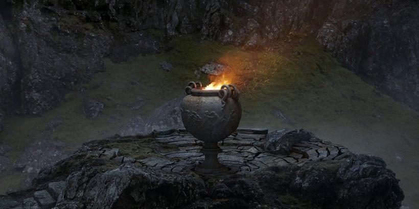 The Flame of Helheim 4