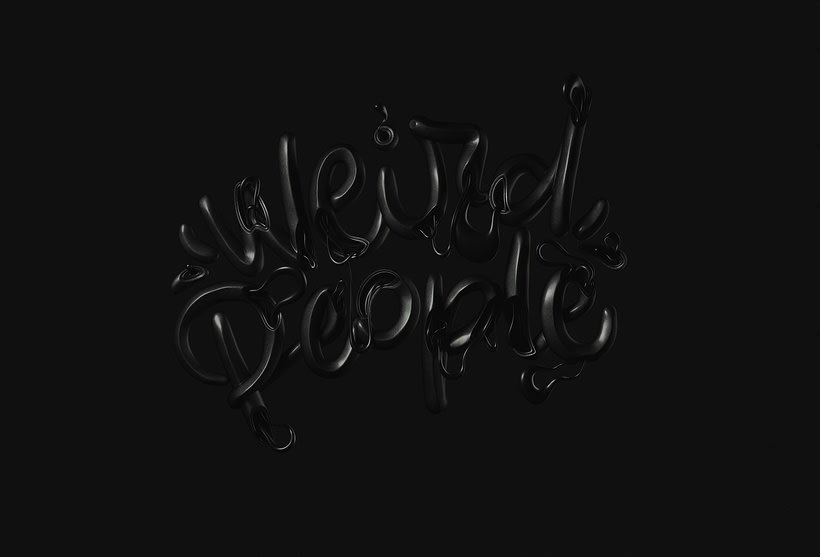 Weird People  5