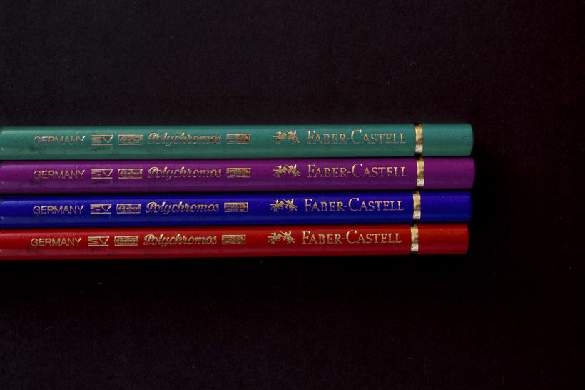 Lápices de color   Análisis 8