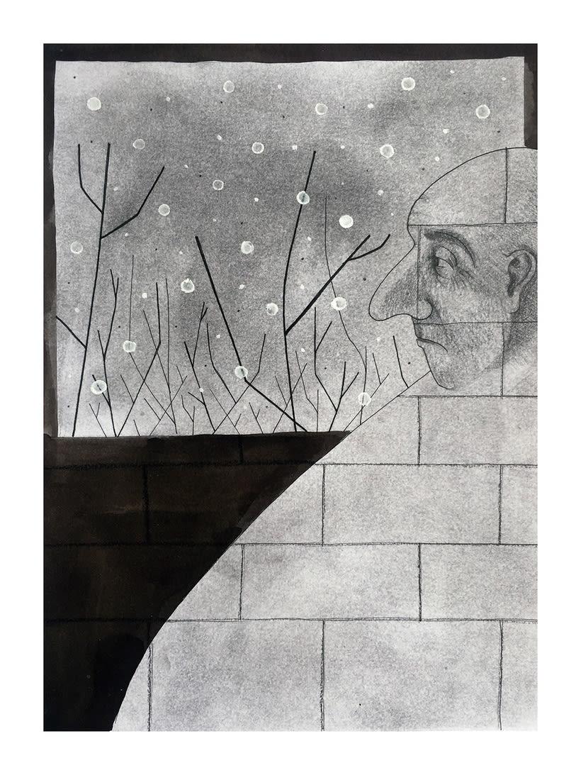 """""""El gigante egoísta"""" Mi Proyecto del curso: Introducción a la psicología del color: la narrativa cromática 1"""