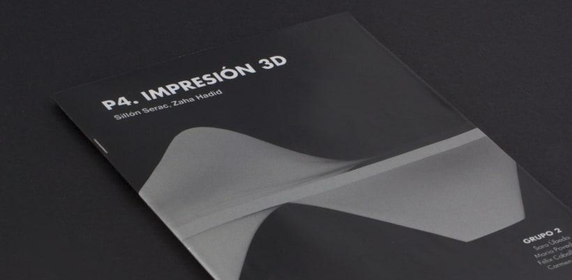 Serac Bench | Impresión 3D 2