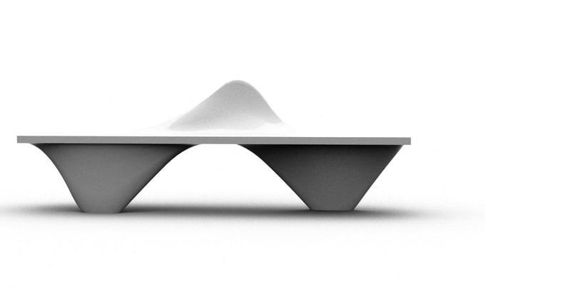 Serac Bench | Impresión 3D 10