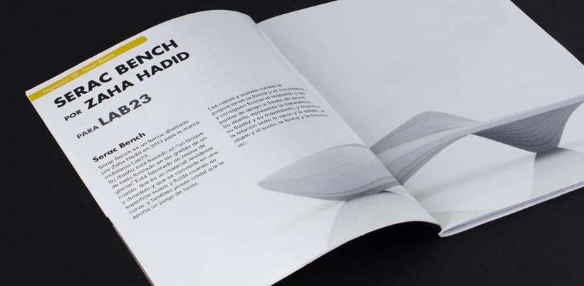 Serac Bench | Impresión 3D 5