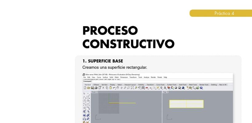 Serac Bench | Impresión 3D 11