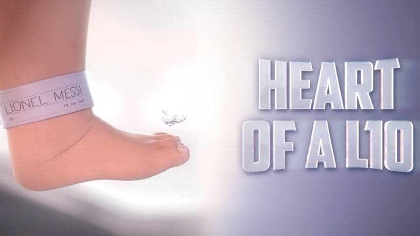 HEART OF A LIO | GATORADE 2