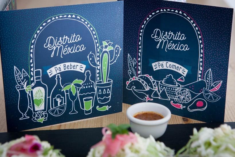 Distrito México Cartas Menú -1