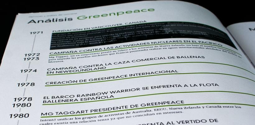 Greenpeace | Análisis 4