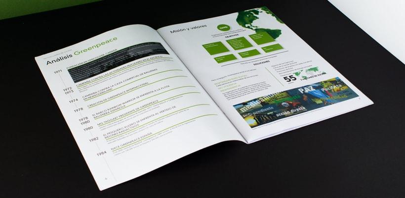 Greenpeace | Análisis 5