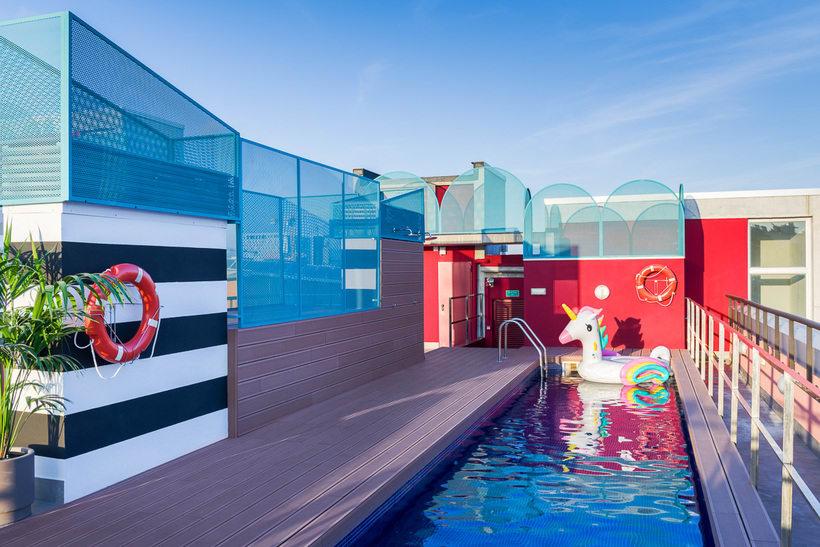 The Student Hotel Campus Marina Barcelona 16