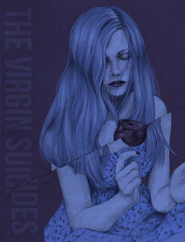"""Poster de la película """"The Virgin Suicides"""" 0"""