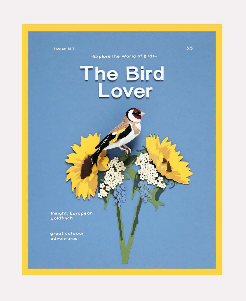The bird lover.  0