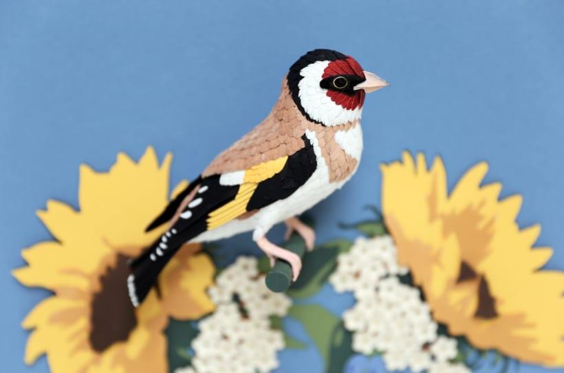 The bird lover.  1