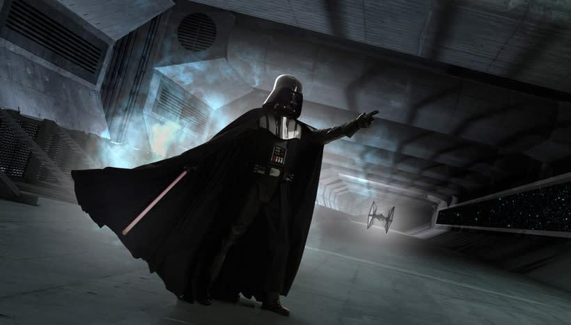Darth Vader: Retoque fotográfico y efectos visuales con Photoshop 3