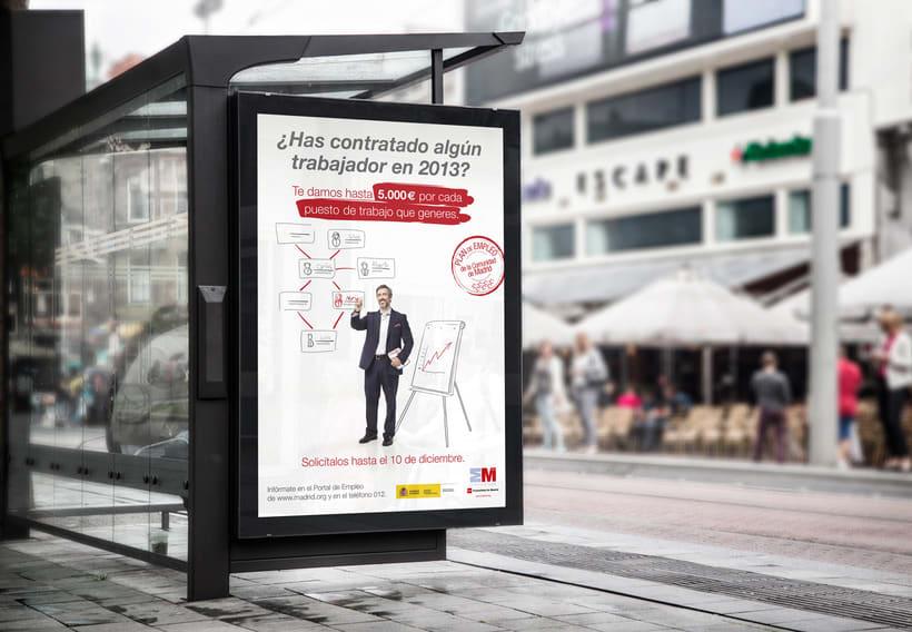 Comunidad de Madrid - Plan de empleo 2014 3