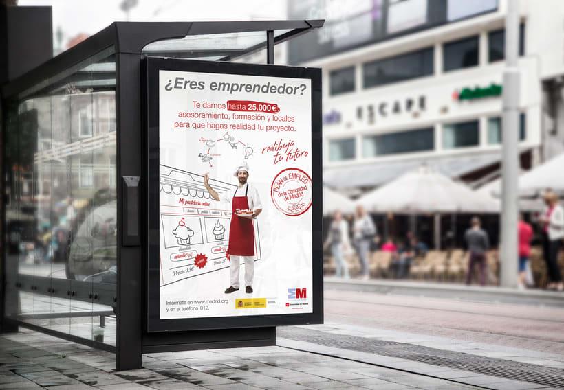 Comunidad de Madrid - Plan de empleo 2014 2