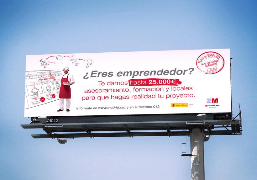 Comunidad de Madrid - Plan de empleo 2014 7