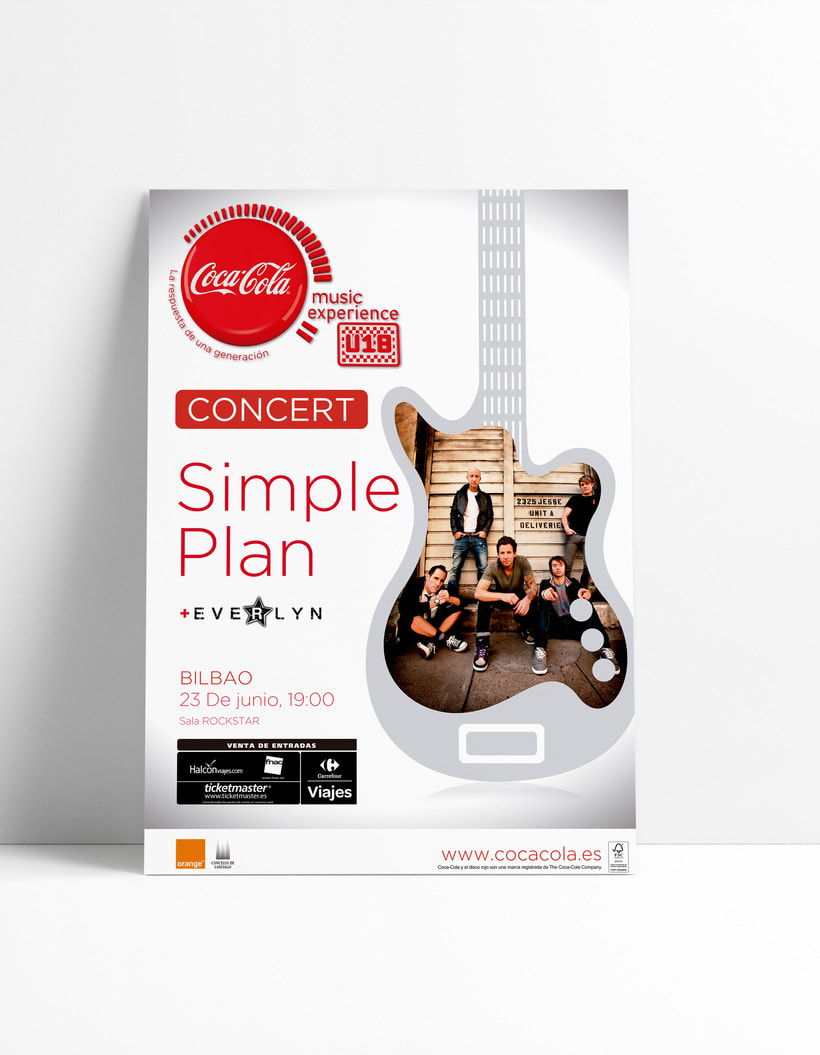 Coca Cola Music Experience 3
