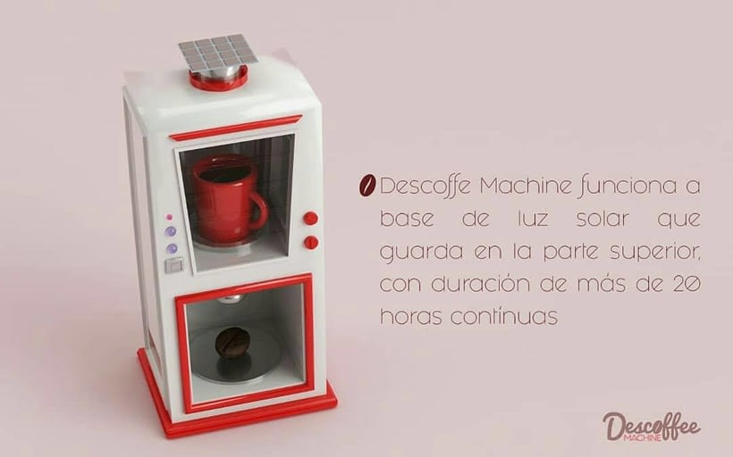 Descoffee Machine  2