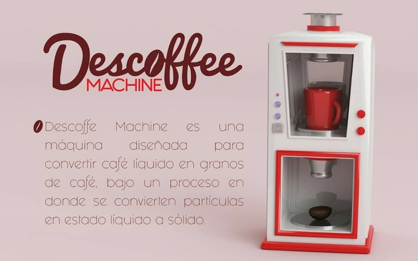 Descoffee Machine  1