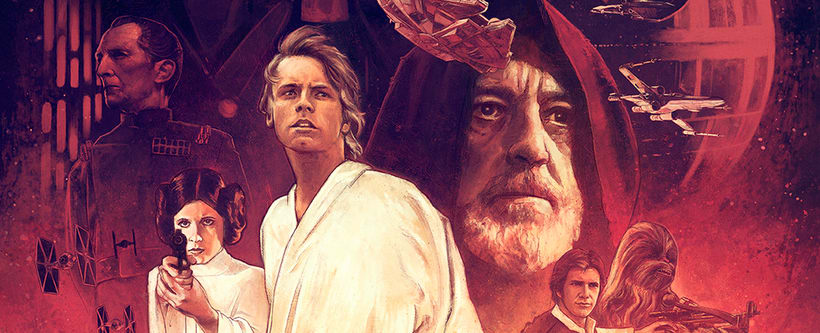 Star Wars - A New Hope 1