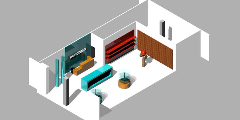 kendama | Diseño de interiores 15