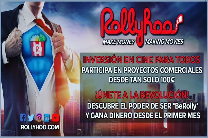Rollyhoo plataforma de cine busca distribuidores 1