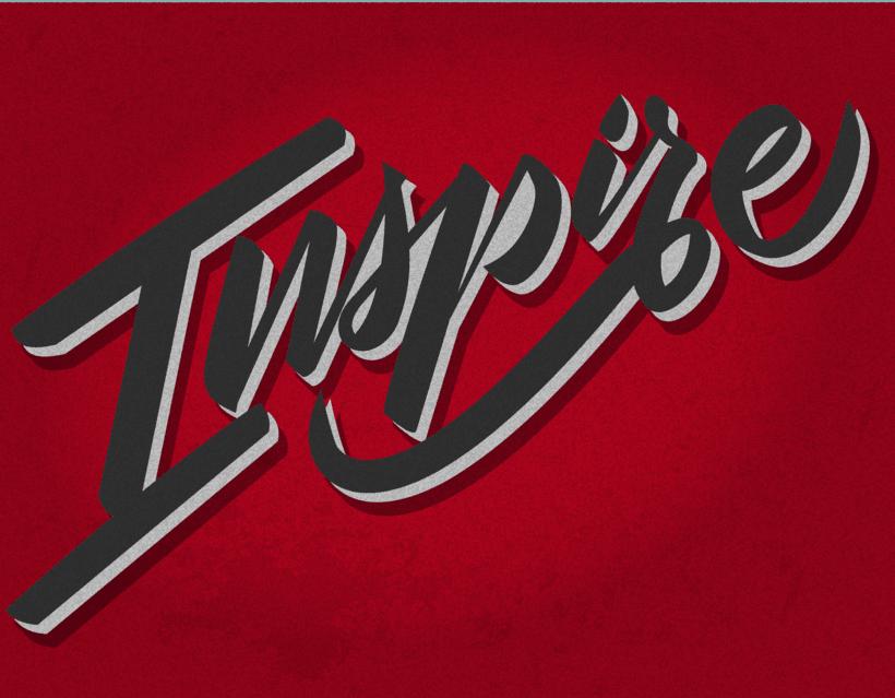 Mi Proyecto del curso: El lettering como identidad 0