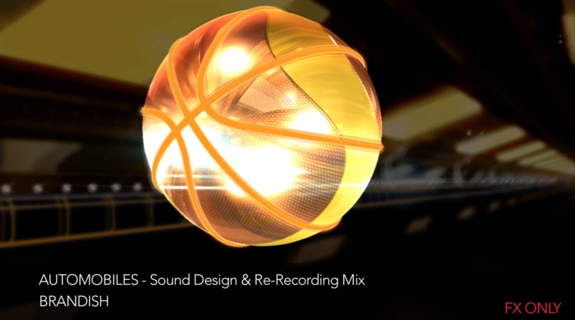 Sound Design Reel 2016 1