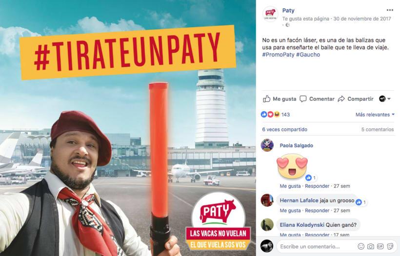"""Promo PATY """"Las Vacas No Vuelan"""" 7"""
