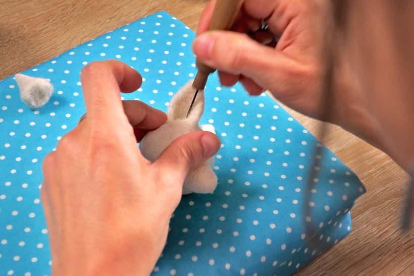 Proyectos de mi curso de Needle Felting en Domestika 5