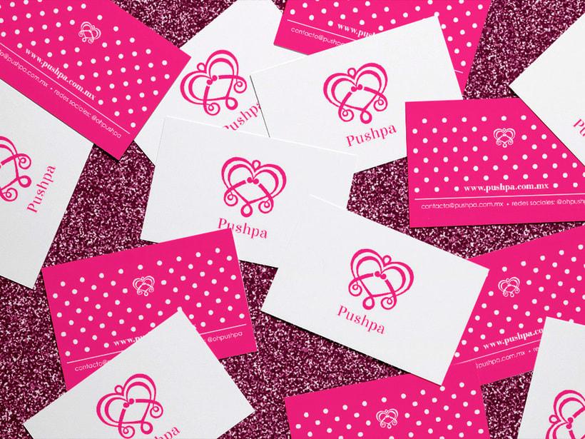 Branding Pushpa (accesorios juveniles) 1