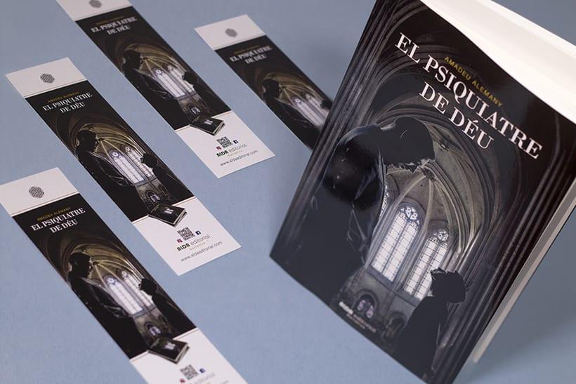 Diseño Editorial (El psiquiatre de Déu) 5