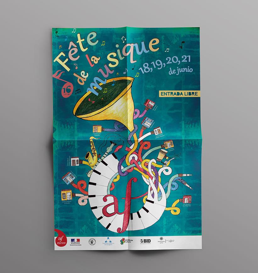 Alianza Francesa Cartagena 6